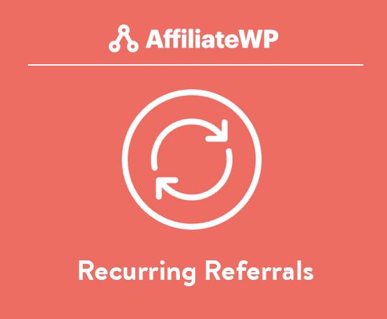 Recurring Referrals - AffiliateWP