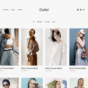 Outlet - MyThemeShop