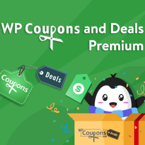 WP Coupons and Deals Premium