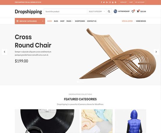 Dropshipping - MyThemeShop