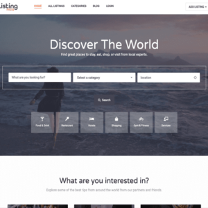 ListingPress Pro - HappyThemes