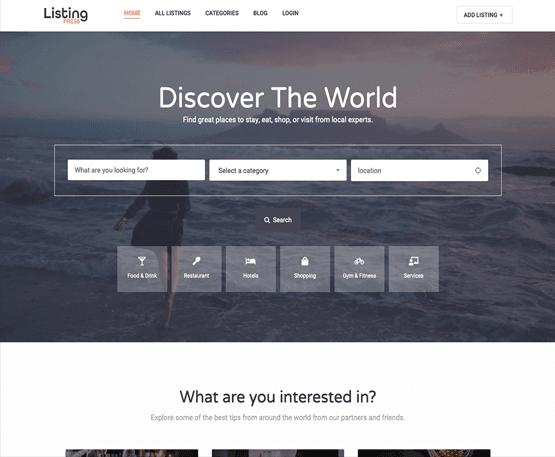 ListingPress Pro - HappyThemes