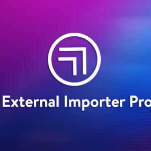 External Importer Pro - Nhập sản phẩm tự động