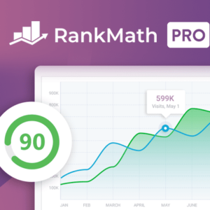 Rank Math Pro - WordPress SEO Made Easy