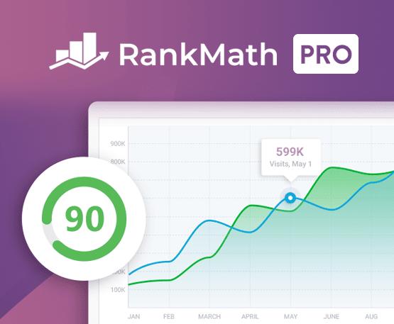 Rank Math Pro - WordPress SEO Made Easy
