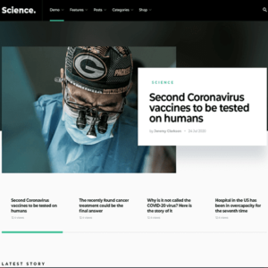 Science - MyThemeShop