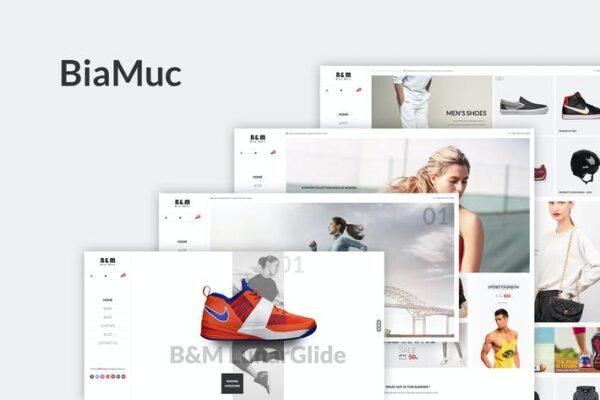 SNS BiaMuc - WooCommerce WordPress Theme 1