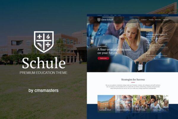 Schule - School & Education Theme 1