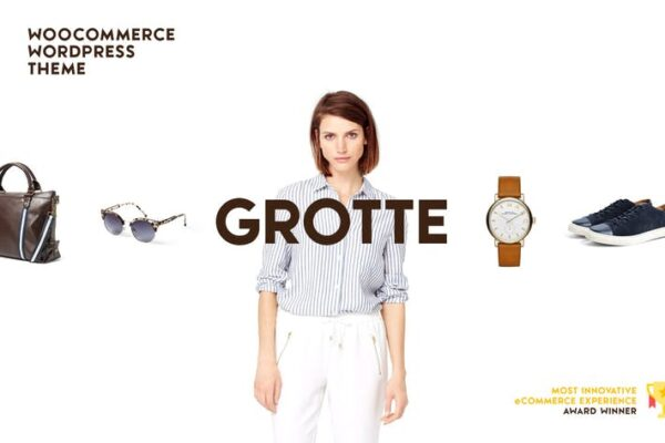 Grotte - WooCommerce Shop Theme 1