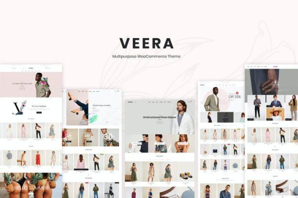 Veera – Multipurpose WooCommerce Theme 1