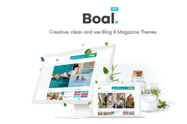 Boal - Newspaper Magazine News 1