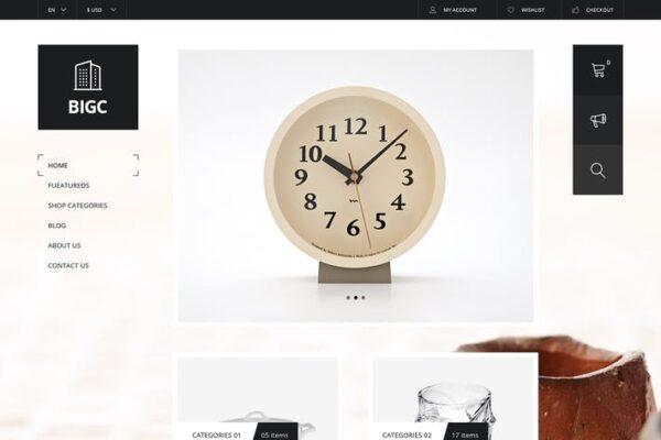 Big Shop - Furniture RTL Responsive WooCommerce Wo 1
