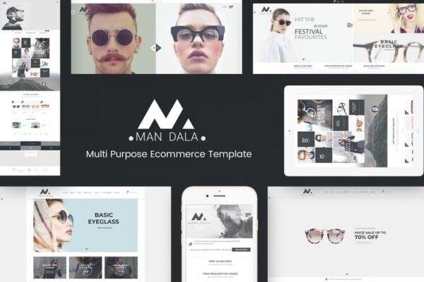Mandala - Responsive Ecommerce WordPress Theme 1