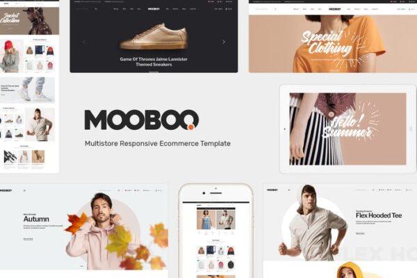 Mooboo - Fashion Theme for WooCommerce WordPress 1