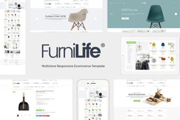 Furnilife - Furniture Theme WooCommerce WordPress 1