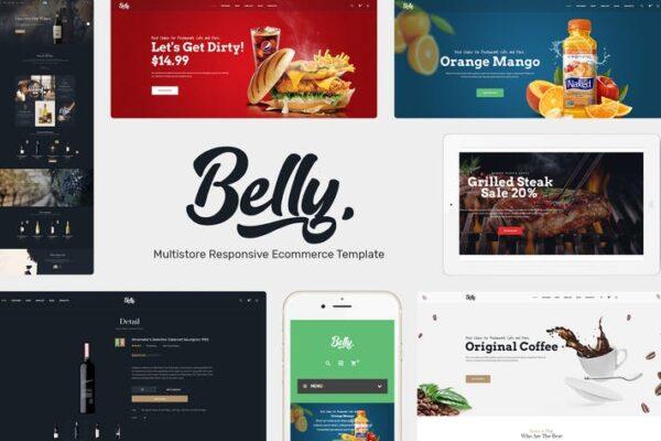 Belly - Multipurpose Theme WooCommerce WordPress 1