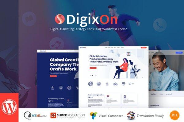 Digixon - Digital Marketing Strategy Consulting WP 1