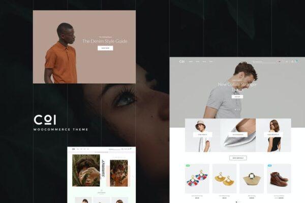 Coi - Multipurpose WooCommerce Theme 1
