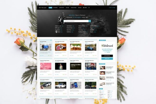 Showcase - Showcasing digital / affiliate products 1
