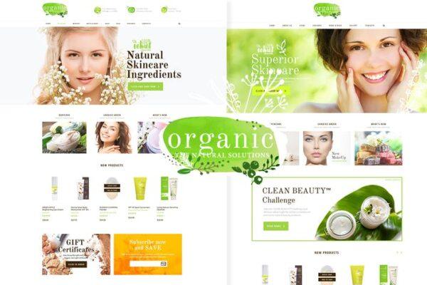 Organic Beauty 1