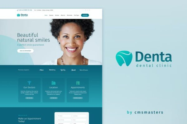 Denta - Dental Clinic WP Theme 1