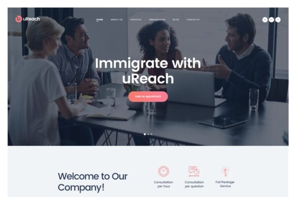 uReach - Immigration & Relocation Law Consulting 1