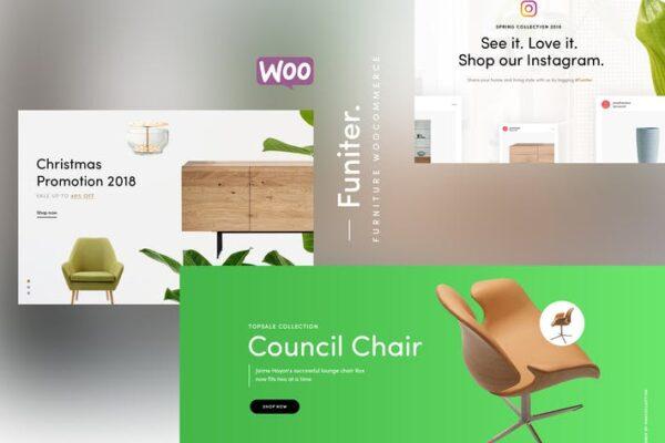 Funiter - Elegant furniture shop for WooCommerce 1