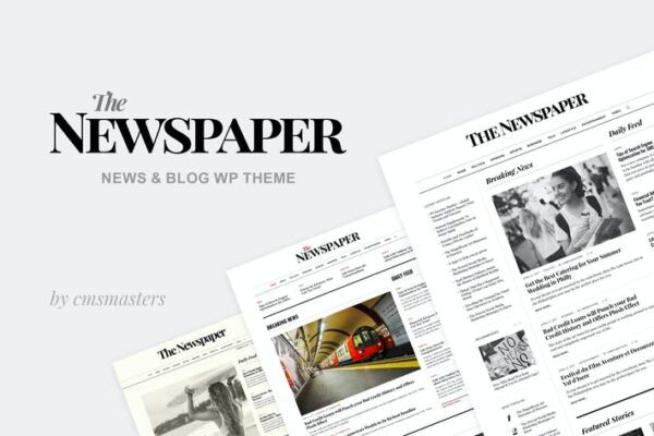 The Newspaper - News Magazine Editorial WP Theme 1