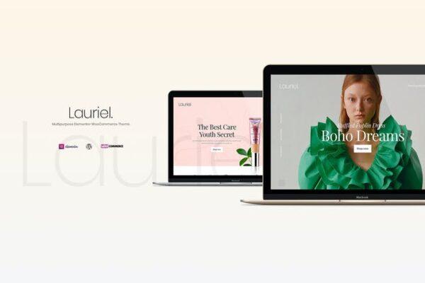 Lauriel – Multipurpose WooCommerce Theme 1