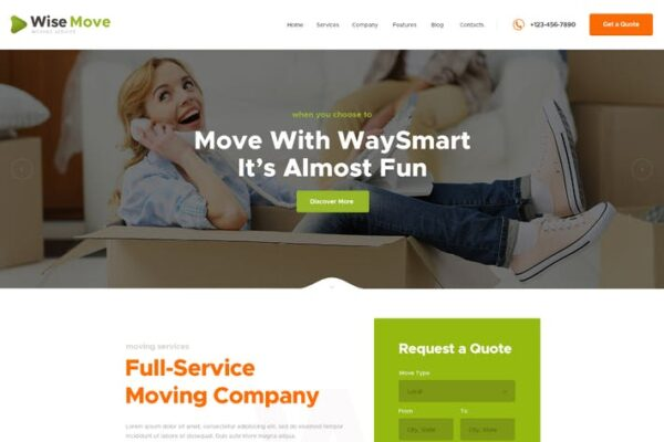 Wise Move - Relocation and Storage Services 1