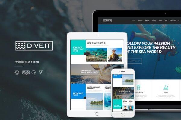 DiveIt - Scuba Diving School, Sea Travel 1