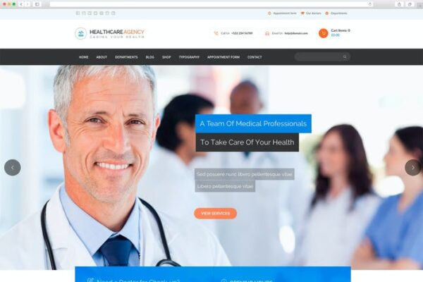 Healtcare Agency 1