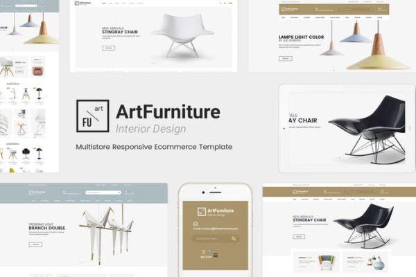 Artfurniture - Furniture Theme for WooCommerce 1