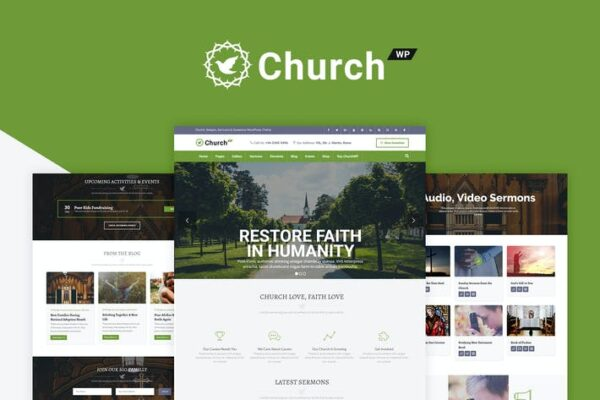 ChurchWP 1