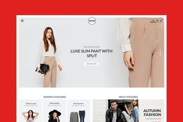 Nitan – Fashion WooCommerce WordPress Theme 1