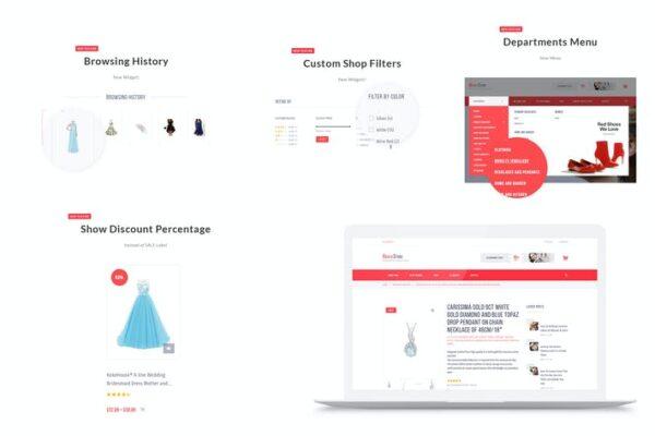 Bravo Store - WZone Affiliates Theme for WordPress 1
