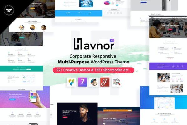 Havnor - Multi-Purpose WordPress Theme 1