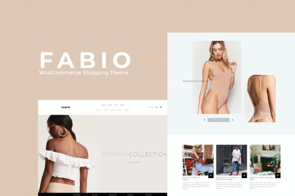 Fabio WooCommerce Shopping Theme 1